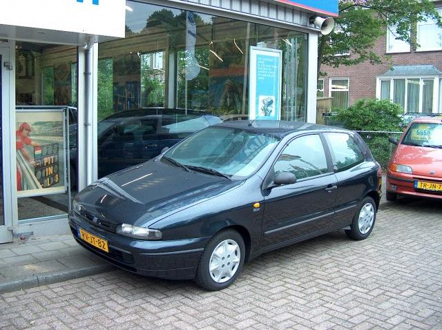 FIAT BRAVO 1.4 sx Autohuis Ede van Wirdum B.V., 6711 ML Ede
