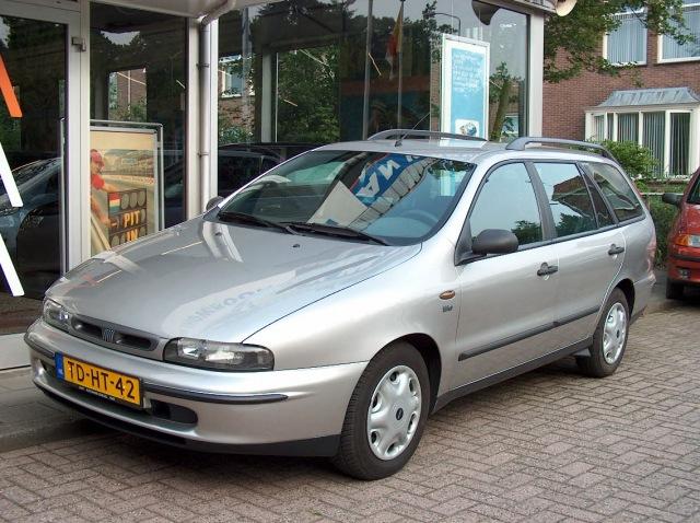 FIAT MAREA weekend 1.6sx Autohuis Ede van Wirdum B.V., Ede