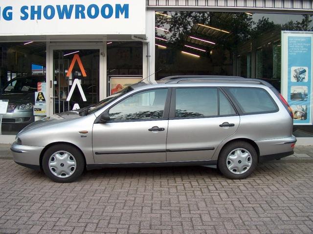 FIAT MAREA weekend 1.6sx Autohuis Ede van Wirdum B.V., 6711 ML Ede