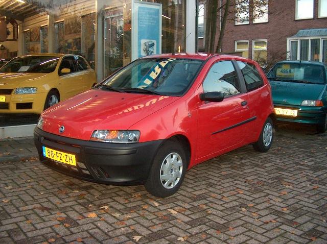 FIAT PUNTO 60 base Autohuis Ede van Wirdum B.V., Ede
