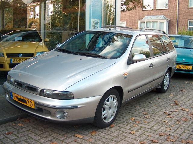 FIAT MAREA WEEKEND Autohuis Ede van Wirdum B.V., Ede