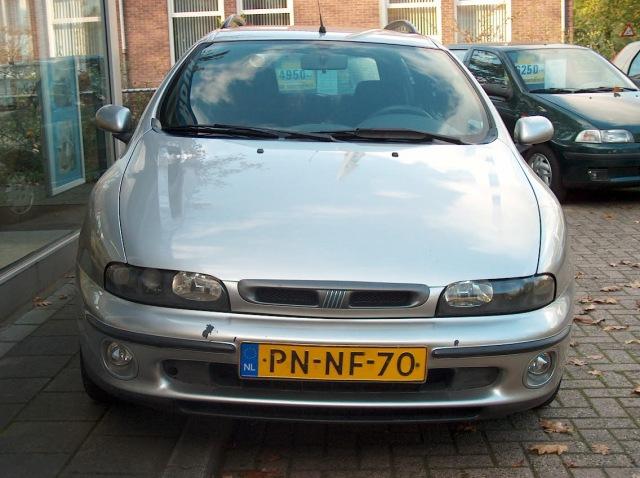 FIAT MAREA WEEKEND Autohuis Ede van Wirdum B.V., 6711 ML Ede