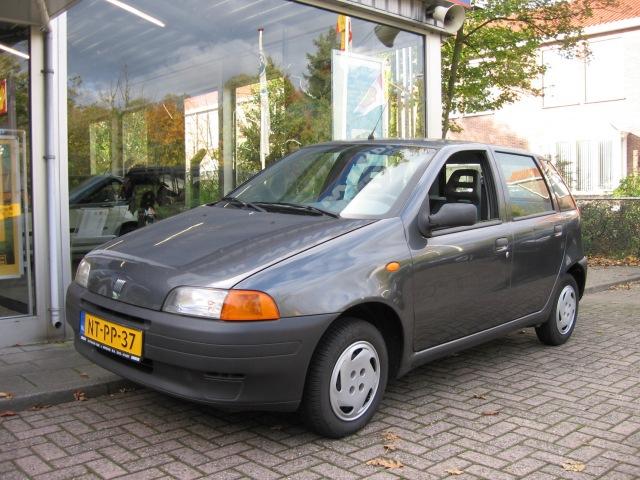 FIAT PUNTO 60 s Autohuis Ede van Wirdum B.V., Ede