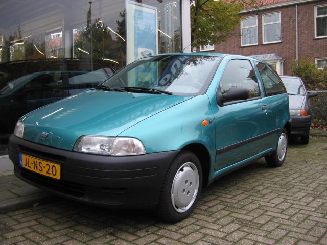 FIAT PUNTO 60 3drs sx automaat SELECTA airco Autohuis Ede van Wirdum B.V., Ede