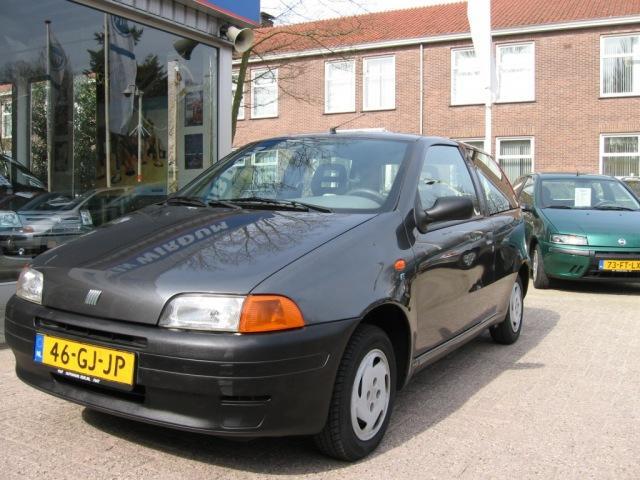 FIAT PUNTO 1.1 55 S Autohuis Ede van Wirdum B.V., Ede