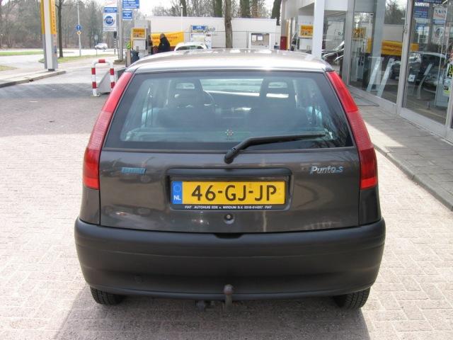 FIAT PUNTO 1.1 55 S Autohuis Ede van Wirdum B.V., 6711 ML Ede