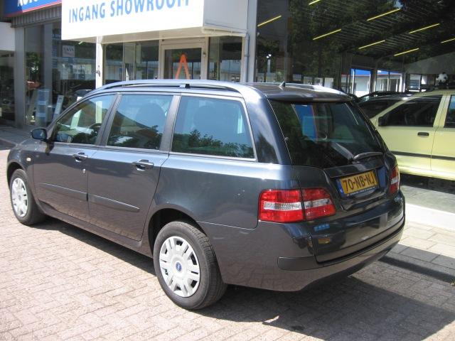 FIAT STILO 1.6 dynamic sw airco Autohuis Ede van Wirdum B.V., 6711 ML Ede