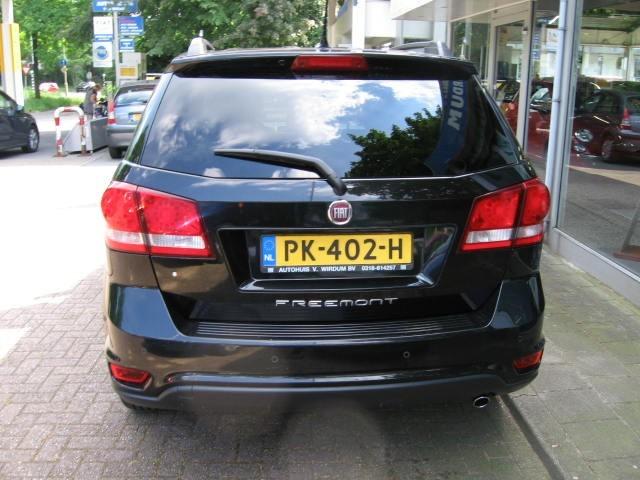 FIAT FREEMONT 1.9 jtd 140 7 pers urban Autohuis Ede van Wirdum B.V., 6711 ML Ede
