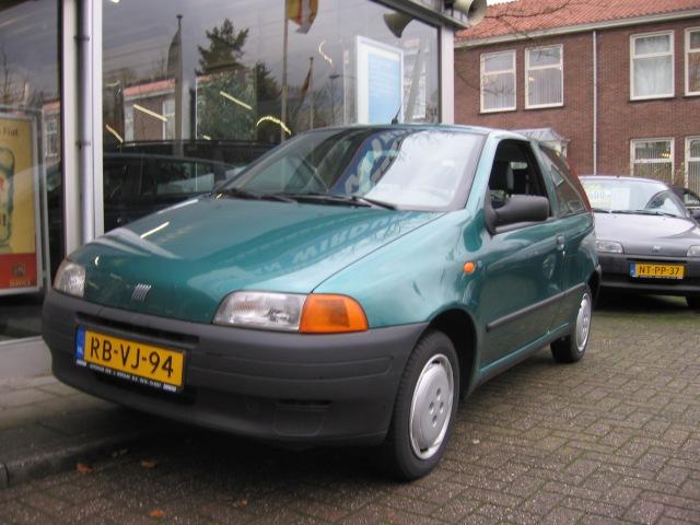 FIAT PUNTO 55 SX YOUNG Autohuis Ede van Wirdum B.V., Ede