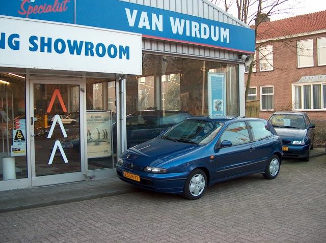 FIAT BRAVO 1.2 SX Autohuis Ede van Wirdum B.V., 6711 ML Ede