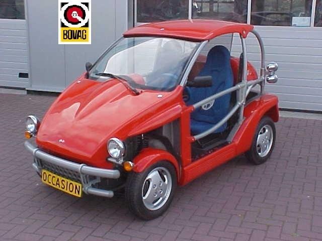 LIGIER BE UP  Autobedrijf Snippe, Nieuwlande