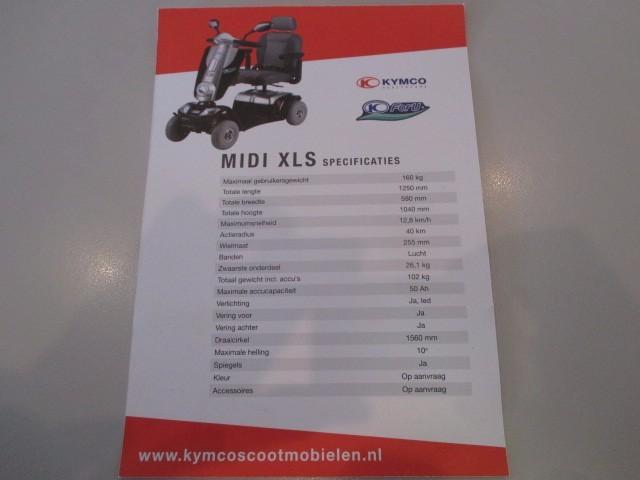 OVERIGE OVERIG Scootmobiel Kymco Midi XLS Auto ter Riet BV, 7535 CE Enschede