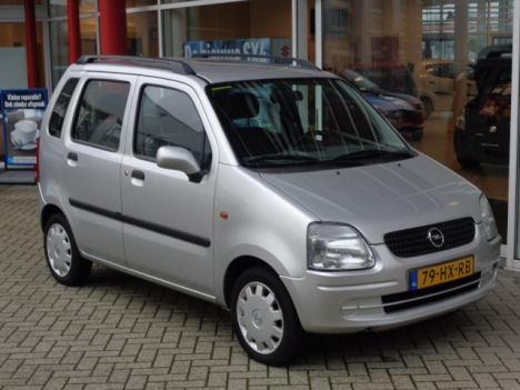 Opel Agila - 1.0i 12V COMFORT 68000 KM