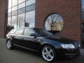 Audi A6 - Avant 2.7 TDI quattro autom 210pk DVD navi, Luchtvering, Led