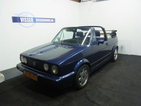 Volkswagen Golf - Cabriolet Quartett 1.8