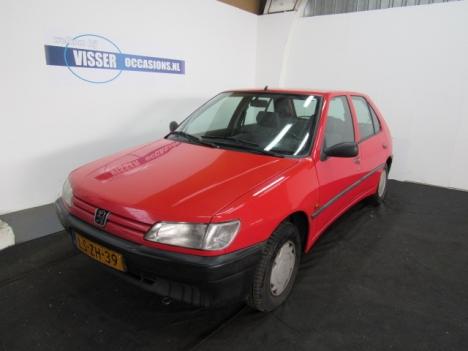 Peugeot 306 - XN 1.4i 2e Paasdag geopend van 12:00 t/m 17:00 UUR