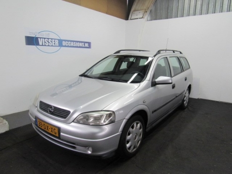 Opel Astra - STATIONWAGON 1.6I-16V CLUB