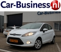 FORD FIESTA 1.6 TDCI Econetic 95pk 5-drs Trend + Navi + Leder Car-Business.nl, Raamsdonksveer