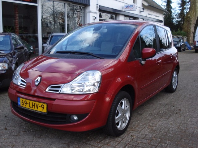 Renault Modus - Grand  Tce 100 Expression