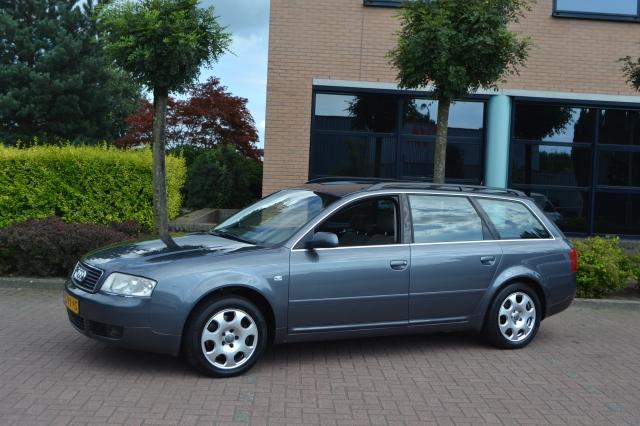 AUDI A6 Avant 2.5 TDI 163PK Automaat/AIRCO/Navigatie Autocentrum van de Ven, Almelo