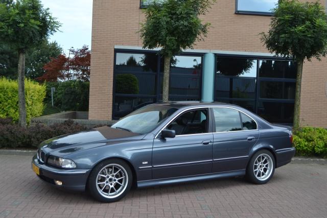 BMW 5-SERIE 528i Executive/Leer/Airco/Automaat Autocentrum van de Ven, Almelo
