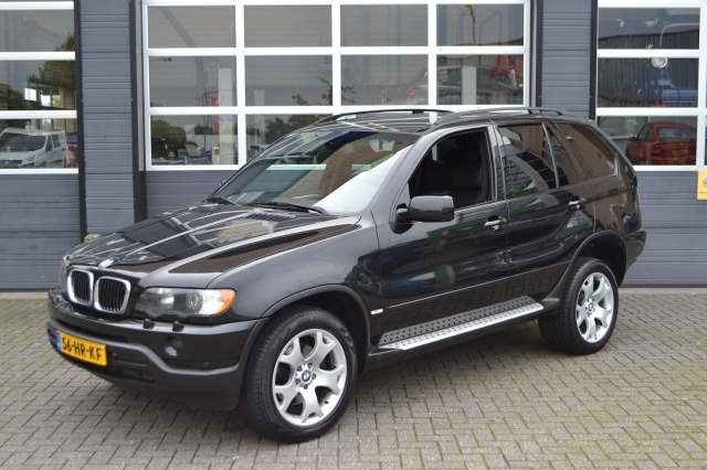 BMW X5 X5 4.4i Executive/Navi/Xenon/Leer/TV Autocentrum van de Ven, Almelo