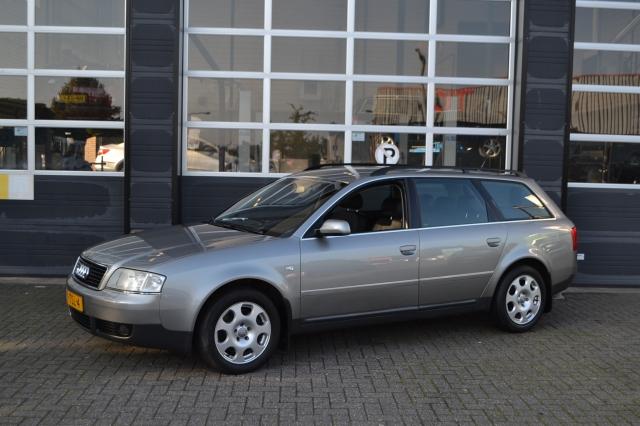 AUDI A6 A6 Avant 2.4 5V Airco/Xenon/Leer Autocentrum van de Ven, Almelo