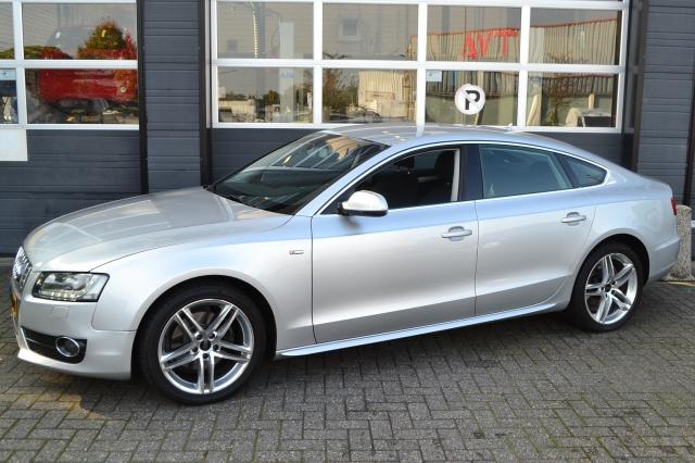 AUDI A5 A5 Sportback 2.0 TFSI 180pk Pro Line/Navi/Xenon/18 INCH/ABT Tuni Autocentrum van de Ven, Almelo