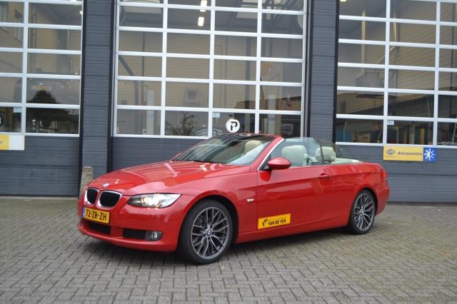 BMW 3-SERIE 320i Cabrio High Executive/Navi/Xenon/18 INCH Autocentrum van de Ven, Almelo