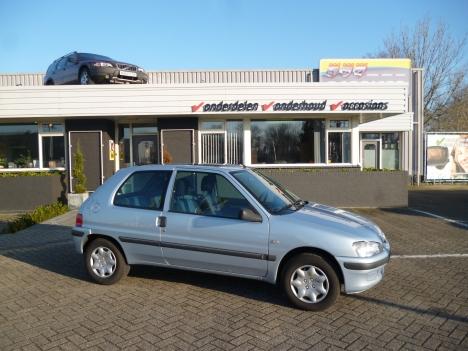 Peugeot 106 - Accent 1.1 X