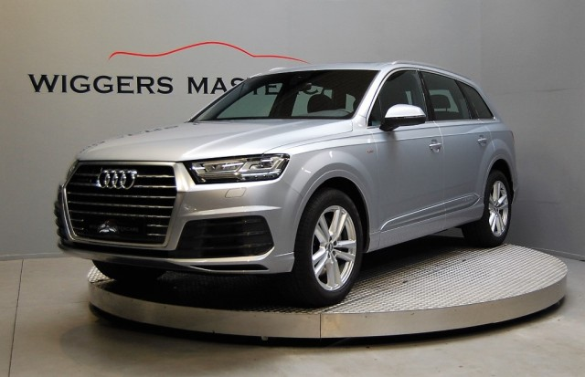AUDI Q7 3.0 TDI 272pk S Line * 7-P * Lucht * panorama Wiggers Mastercars B.V., Enschede