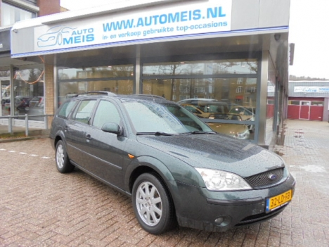 Ford Mondeo - Wagon 1.8 16V 125pk Cool Edition