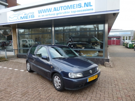Volkswagen Polo - 1.6 3-DRS