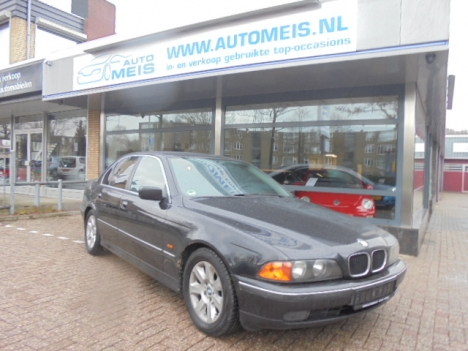 BMW 5-serie - 520i Sedan