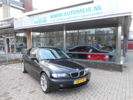 BMW 3-serie - 320d Executive / GECHIPT