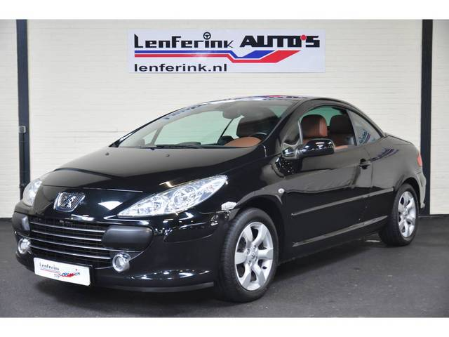 PEUGEOT 307 CC 2.0-16V 140PK AUTOMAAT NAVIGATIE CLIMA Lenferink Auto's Bv, 7602PD Almelo