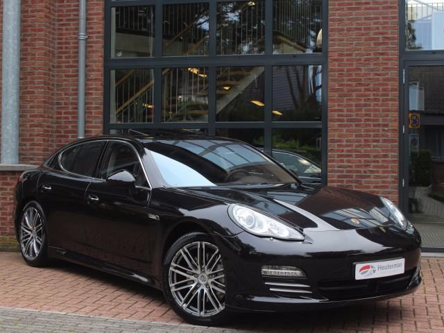 PORSCHE PANAMERA 4.8 4S 400pk PDK Aut. Full options/ Nieuwprijs EUR 193.000,- Heuterman Auto's B.V, Oosterbeek