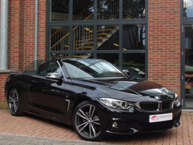 BMW 4-SERIE 420i Cabrio Aut. Centennial High Exec. M Spor Heuterman Auto's B.V, Oosterbeek