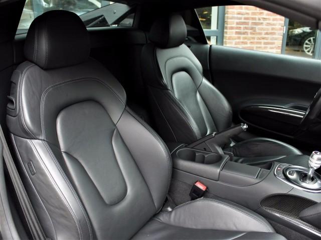 AUDI R8 5.2 V10 FSI Quattro/ Carbon/ Magnetic Ride/ B&O Heuterman Auto's B.V, 6861 XM Oosterbeek