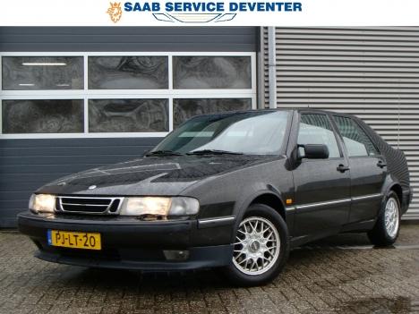 Saab 9000 - CSE 2.0 LPT