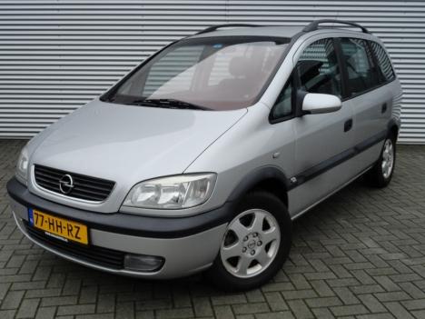Opel Zafira - 2.2i-16V Elegance Airco, Cruise, Elek-pakket.