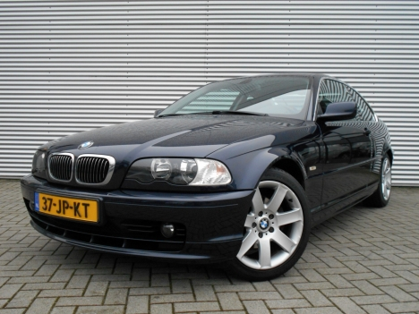 BMW 3-serie - 325Ci Executive Coupe in perfecte staat
