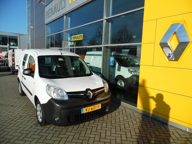 RENAULT KANGOO 1.5 DCI 90PK BLACK EDITION CLIMATE CONTROL Segerink & Wolbers,