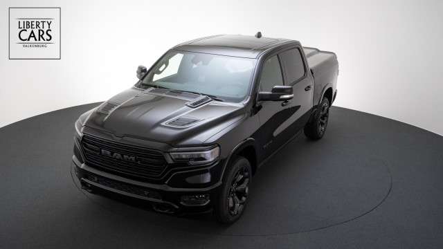 DODGE RAM PICKUP Crew Cab 1500 Limited Black Package MY2020 Liberty Cars BV, Valkenburg a/d Geul