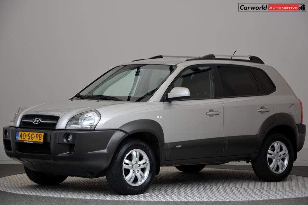 hyundai tucson cvvt styleversion 2wd 141 pk carworld automotive heerlen. Black Bedroom Furniture Sets. Home Design Ideas