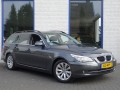 BMW 5-serie - 520i Touring Automaat Cruise Navi Bluetooth PDC Afn.trekhaak