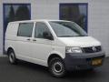 Volkswagen Transporter - 2.5 TDI Comfort Airco Cruise Deurtjes Trekhaak
