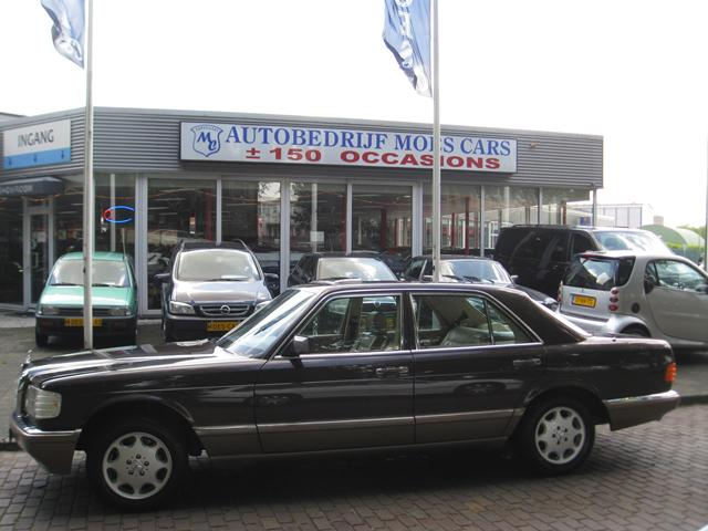 MERCEDES-BENZ SE SE AUTOM./ NL AUTO/IN NIEUWSTAAT Moes Cars, Vlaardingen