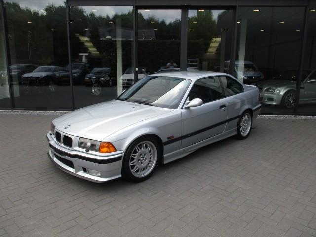 BMW M3 M3 Coupe 3.0 286pk Handgeschakeld Autobedrijf W. Verstappen, Uden