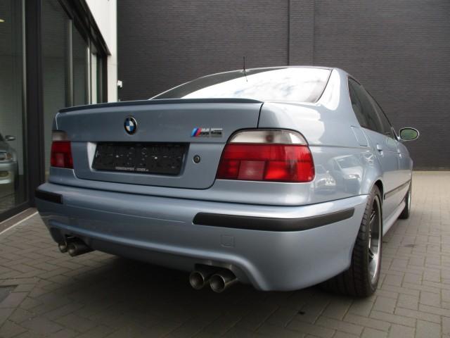 BMW M5 M5 , handgeschakeld ,Uniek Mooi ,A1 conditie , Nieuwstaat Autobedrijf W. Verstappen, 5405 ND Uden